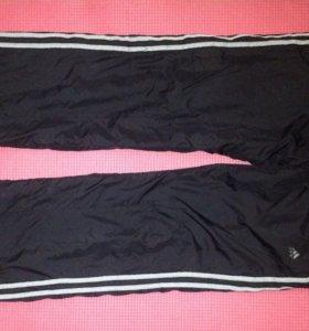Тёплые брюки Адидас