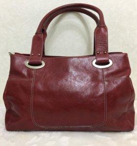 Кожаная сумка mattioli