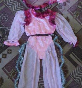 Новогодний костюм шохерезады