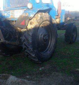 Трактор мтз80
