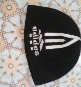Шапка Adidas Детская 8-9лет