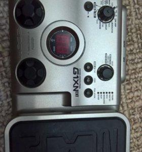 Процессор эффектов для электрогитар ZOOM G1X NEXT