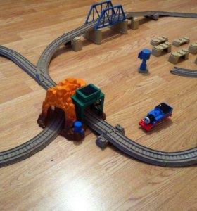 Набор железной дороги Томас