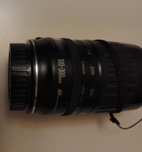 Обьектив Canon EF 100-300 mm USM