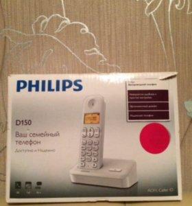 Телефон Philips новый