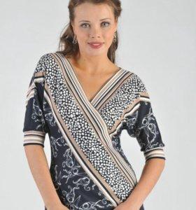 Нарядная новая блуза