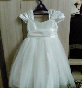 Пышное платье для принцессы)