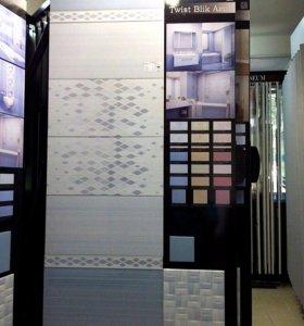 Керамическая плитка, мозаика, керамогранит