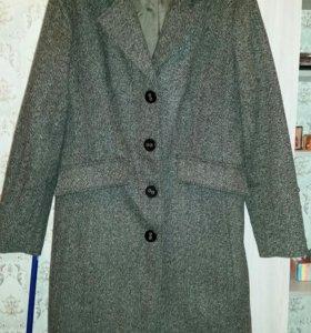 Шерстяное пальто из германии