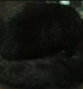 Шапка норковая шляпкой