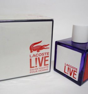 Lacoste - Live - 100 ml