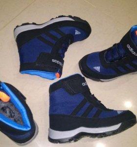 Зимние ботиночки детские