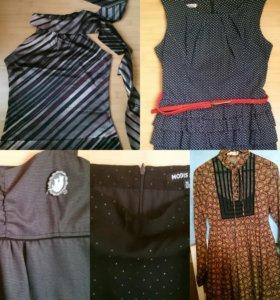 Много женской одежды 42-44 размера