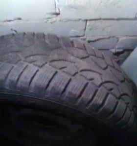 Колёса на УАЗ зима