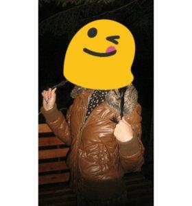 Куртка  bershka как новая