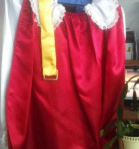 Новогодний карнавальный костюм