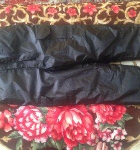 Комплект зимний новый( комбенизон+куртка)