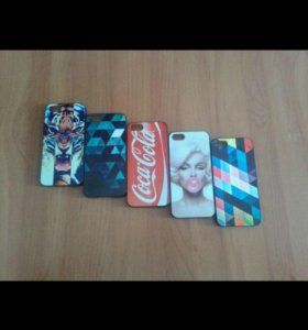 Задние бампера на iPhone 5/5s