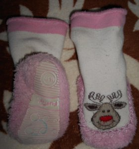 Носочки тапочки