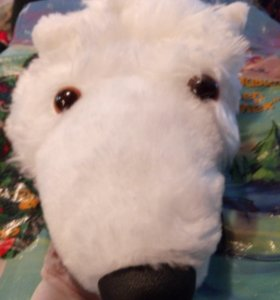 Белый Медведь Новогодний костюм