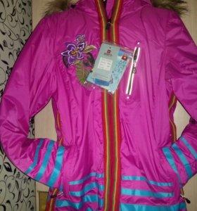 Горнолыжный костюм лыжный новый Azimut