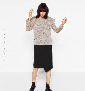 Блузка Zara, размер L, новая