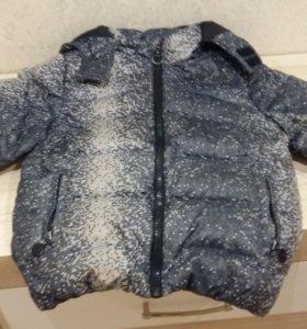 Курточка детская куртка