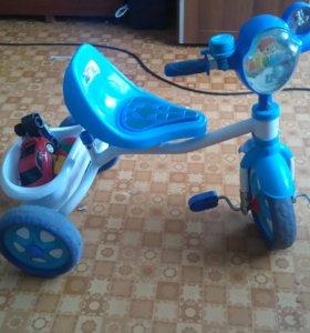Детский велосипед срочьно.