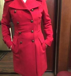 Пальто шерсть натуральное