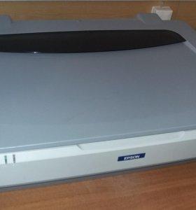 Сканер А3 Epson GT-15000 (Сделан в Японии)