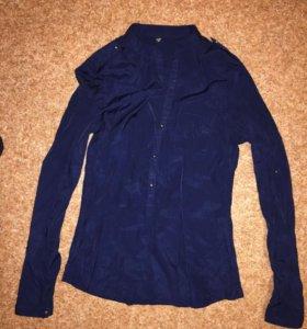 рубашка блузка Zolla