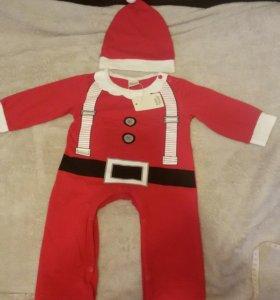 Новогодний костюмчик на малыша.