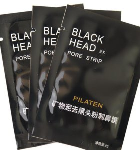 Черная маска pilaten от черных точек