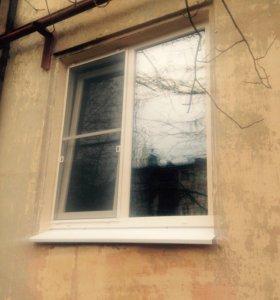 Окна, качественный монтаж