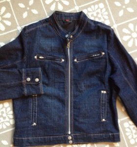 Новая фирменная  джинсовая куртка