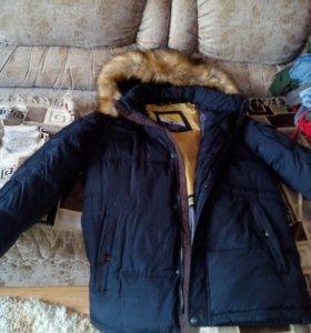 Куртка мужская зимняя.