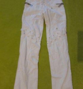 брюки новые