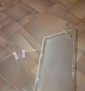 Чехол силиконовый на планшет Asus Z370C