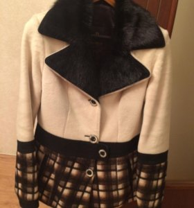 Меховая куртка ,дубленка