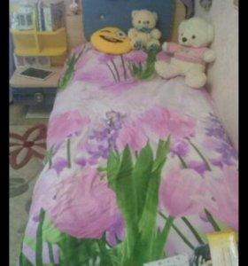 Продаеться кровать