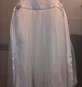 Очень красивое платье для девочки