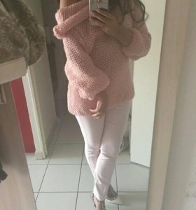 свитер новый