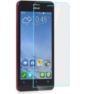 Защитные стекла на смартфоны asus