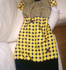 Элегантное платье-футляр ST. EMILE