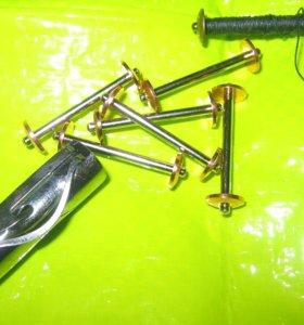 Шпульки для старинных швейных машин, новые