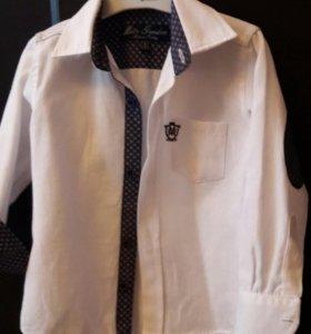 Рубашка детская на рост 92-98