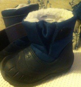 Обувь  зимняяр. 20-21