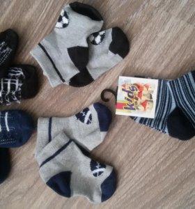 18 пар носков