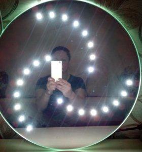 Зеркальная светодиодная люстра -бра🔆