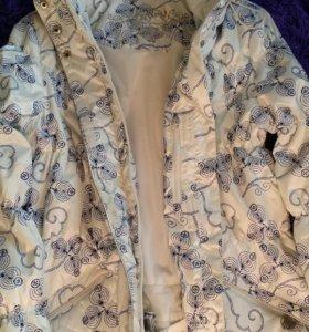 Куртка демисезонная,зимняя